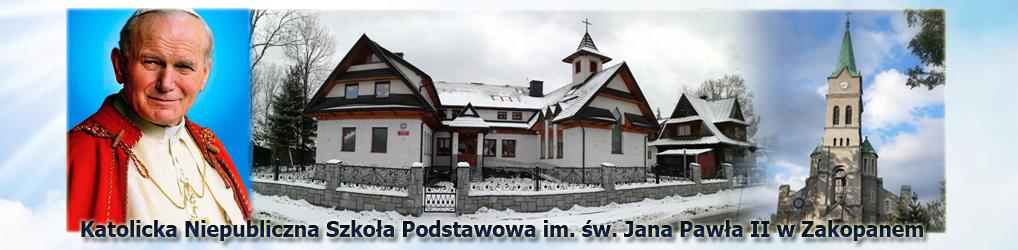 Katolicka Niepubliczna Szkoła Podstawowa im. św. Jana Pawła II w Zakopanem